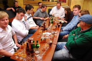 Tamperelainen olutseura tutustuttaa lambic-oluisiin