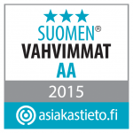 Sori Brewing Finland Oy on oikeutettu Suomen Vahvimmat AA -sertifikaattiin